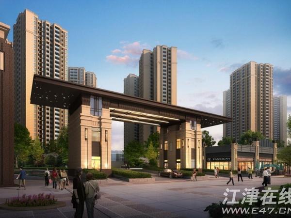 投资首选:双福时代广场E馆商业,居家数10万人口
