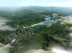 中乙·寨坝金龙湖