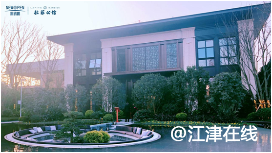 新盘来袭:新鸥鹏拉菲公馆3室2厅2卫99平米66.8万住宅