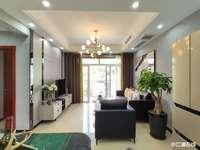 全新精装三房。带露台,家电全齐,拎包入住,金江港湾,011054