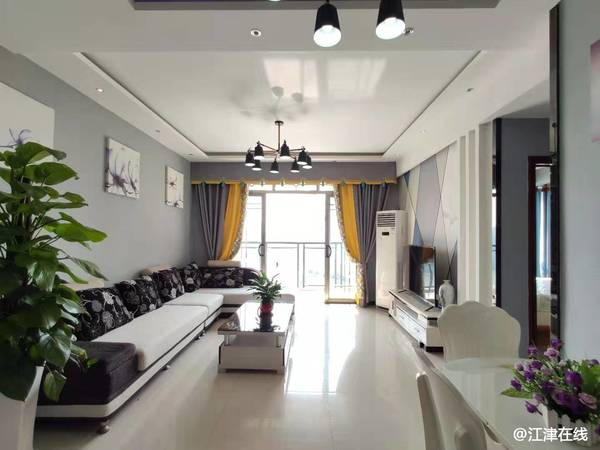 一线江景房。全新装修,集生活与休闲一体,东江美景!012579