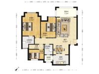 雍山郡总价最低花园洋房,三房两卫电梯入户。