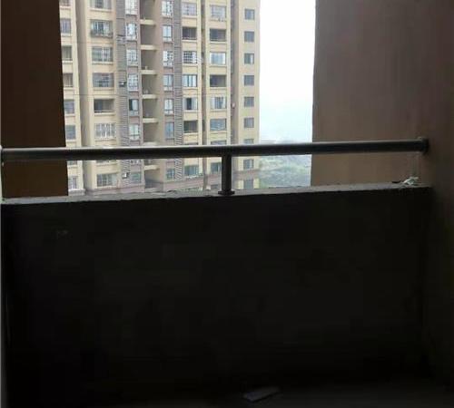 新荧鸿城清水3房改4房的户型,视野效果好
