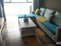 世豪大厦精装修两房 住家舒适 环境优美 紧邻滨江路