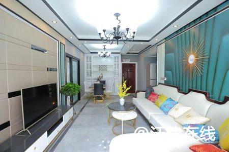 恒通津都海岸全新装修2房出售